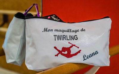 Vente d'accessoires twirling